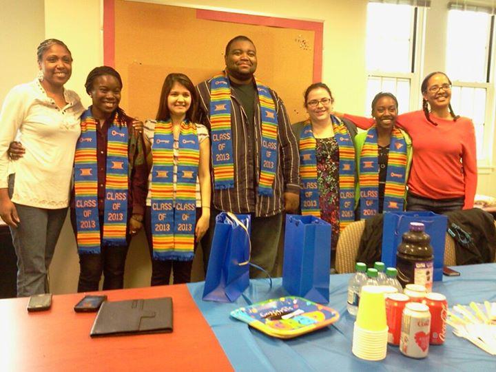 2013 AAS grads